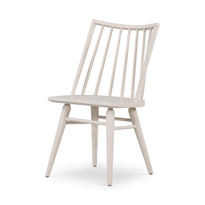 Lewis Windsor Chair (Off-White)