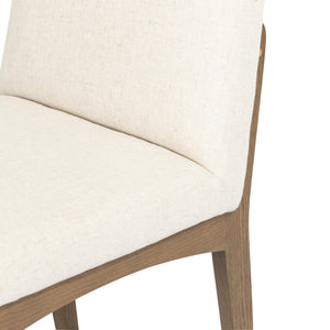 Elsie Dining Chair (Saville Flax)