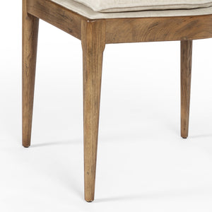 Britt Cane Wood Dining Chair (Toasted Nettlewood)