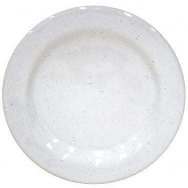 Fattoria Salad Plate: Set of 6 (White)-Plate-Parker Gwen