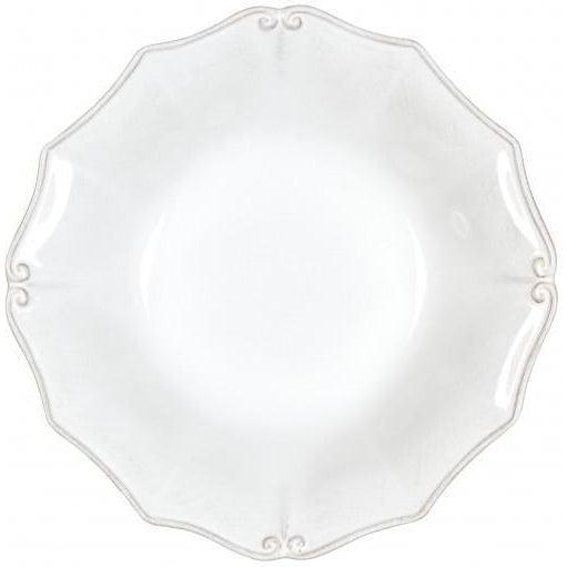 Vintage Port Individual Pasta Bowl: Set of 6 (White) | Bowl | parker-gwen