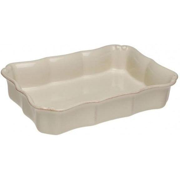 "Vintage Port Rectangular Baking Dish 12'' x 8.5"" (Cream) 
