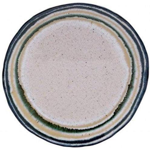 "Sausalito 8.5"" Salad Plate: Set of 6 (White) - Parker Gwen"