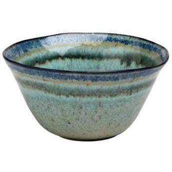 "Sausalito 6"" Soup/Cereal Bowl: Set of 4 (Green)"