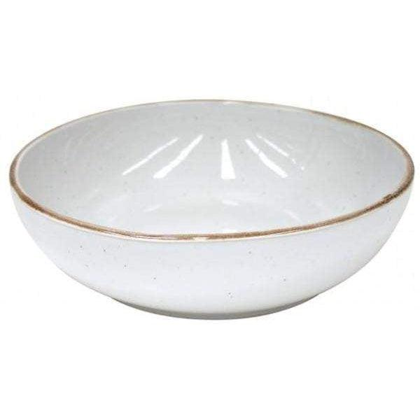 "Sardegna 11.75"" Salad Serving Bowl (White) - Parker Gwen"