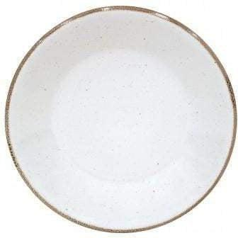 Sardegna Bread & Butter Plate: Set of 6 (White)-Plate-Parker Gwen