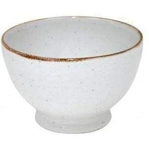 Sardegna 26 oz. Soup/Cereal/Fruit Bowl: Set of 6 (White)-Bowl-Parker Gwen