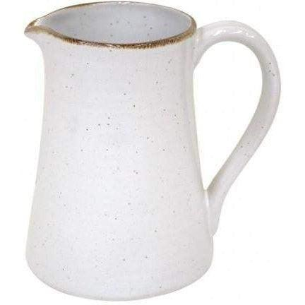 Sardegna 69 oz. Pitcher (White) - Parker Gwen