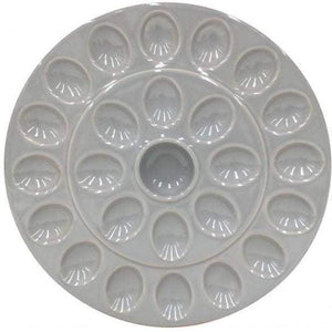 COOK & HOST EGG PLATTER (Grey) - Parker Gwen