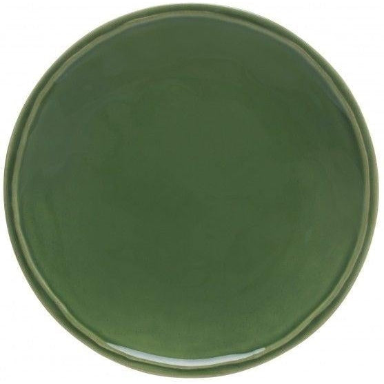 FONTANA SALAD PLATE (Verde Floresta): Set of 6