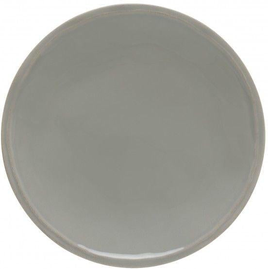 FONTANA SALAD PLATE (Cinza Suave): Set of 6
