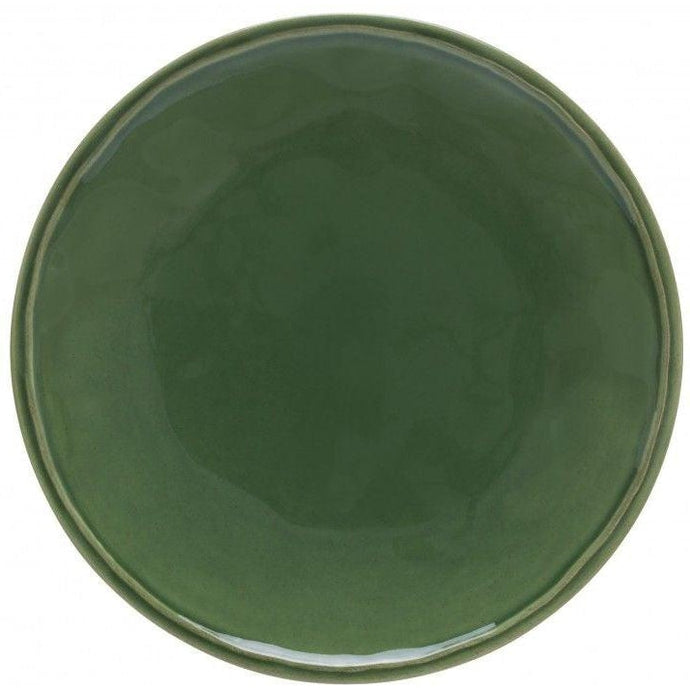 FONTANA DINNER PLATE (Verde Floresta): Set of 6 | Serving Pieces | parker-gwen.