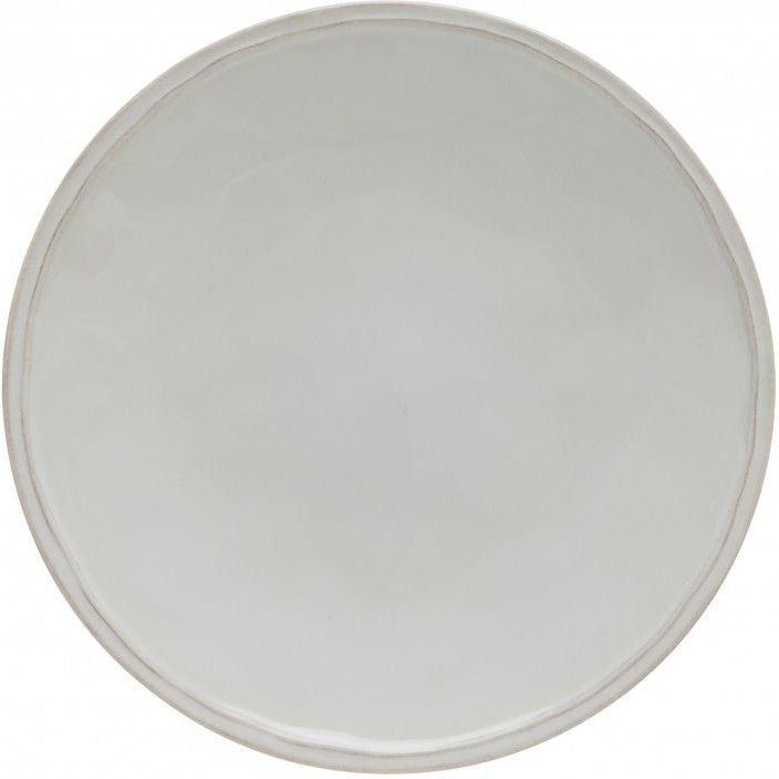 FONTANA DINNER PLATE (White): Set of 6 | Serving Pieces | parker-gwen.