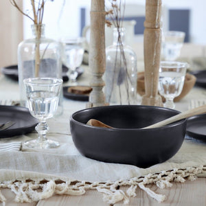 "Pacifica 10"" Serving Bowl (Seed Grey)"