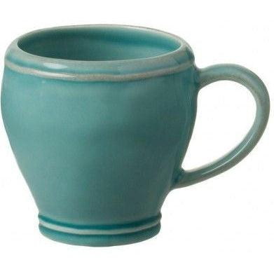FONTANA MUG (Turquoise): Set of 6 | Coffee | parker-gwen.
