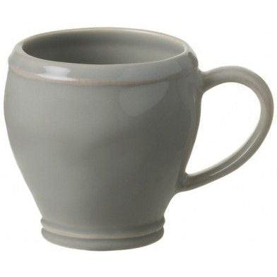 FONTANA MUG (Cinza Suave): Set of 6 | Coffee | parker-gwen.