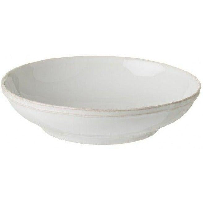 FONTANA PASTA PLATE (White): Set of 6 | Serving Pieces | parker-gwen.