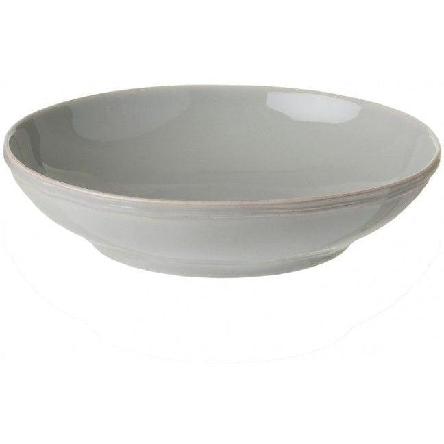 FONTANA PASTA PLATE (Cinza Suave): Set of 6 | Serving Pieces | parker-gwen.