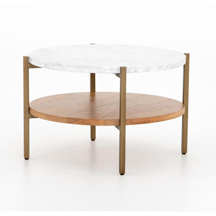 Olga Mixed Material Bunching Table | Coffee Table | parker-gwen
