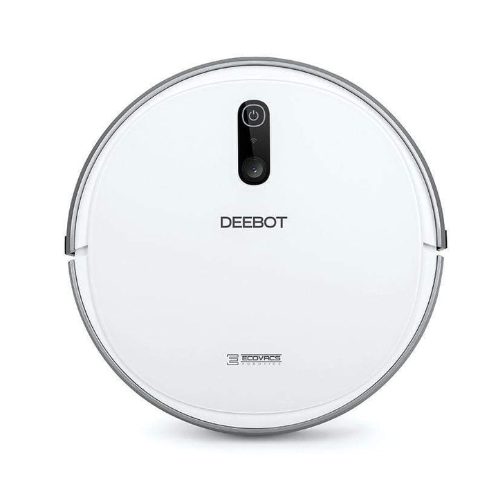 ECOVACS - DEEBOT 710 Robot Vacuum Cleaner with Smart Navi 2.0, Visual Mapping and Smart Navigation - Parker Gwen
