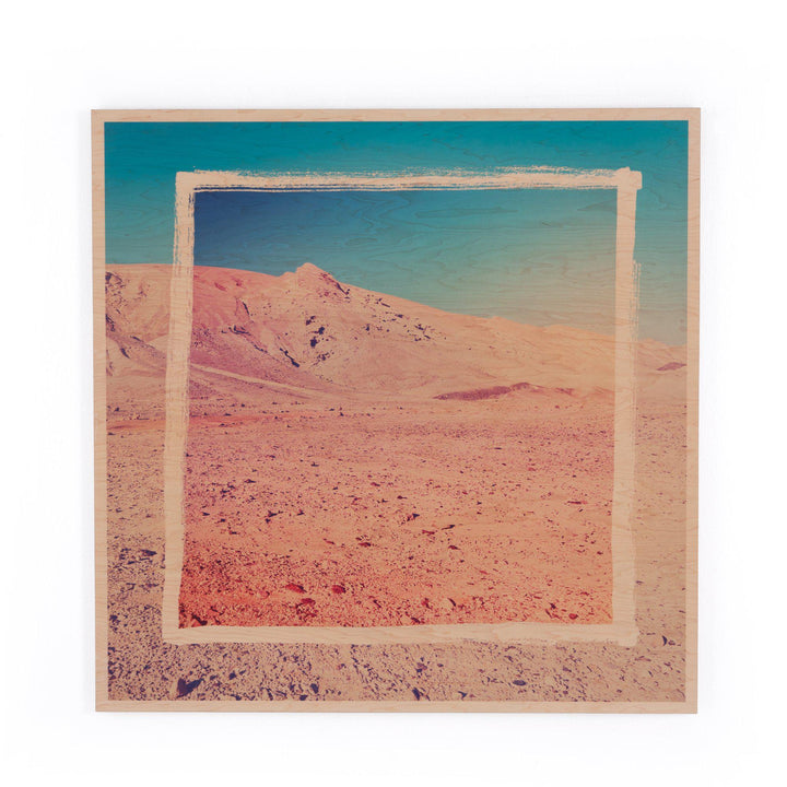 Desert Space by Coup D'Esprit - Art Studio Collection | Print | parker-gwen