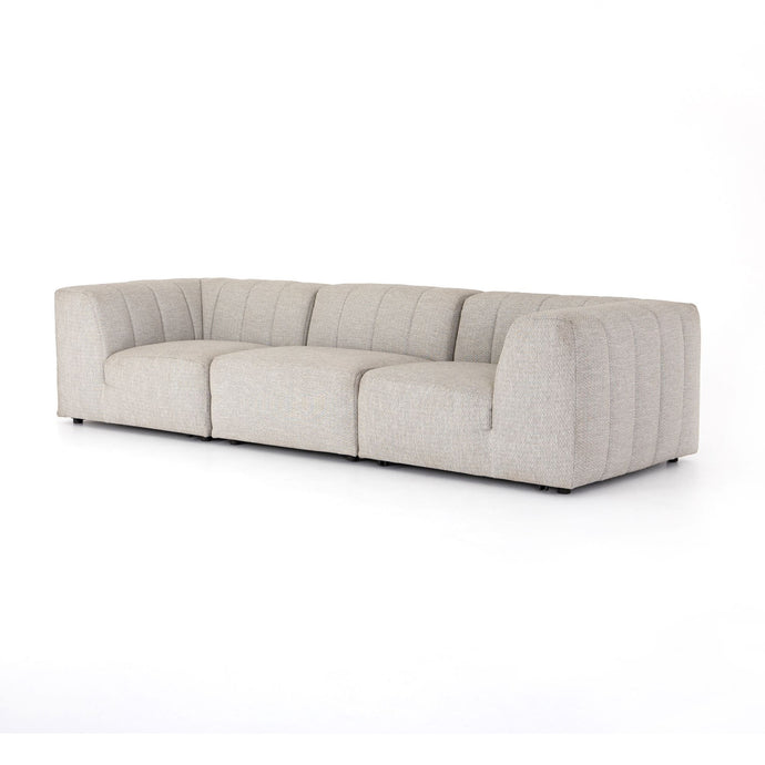 Gwen Outdoor 3-Piece Sectional Sofa | Outdoor Lounging | parker-gwen