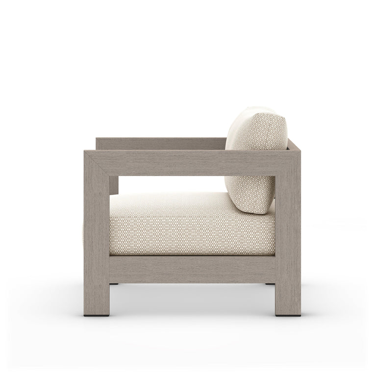 Caro Outdoor Accent Chair (Grey & Faye Sand)