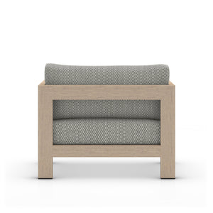 Caro Outdoor Accent Chair (Brown & Faye Ash)