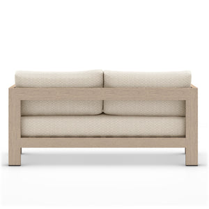 "Caro 62"" Outdoor Sofa (Brown & Faye Sand)"