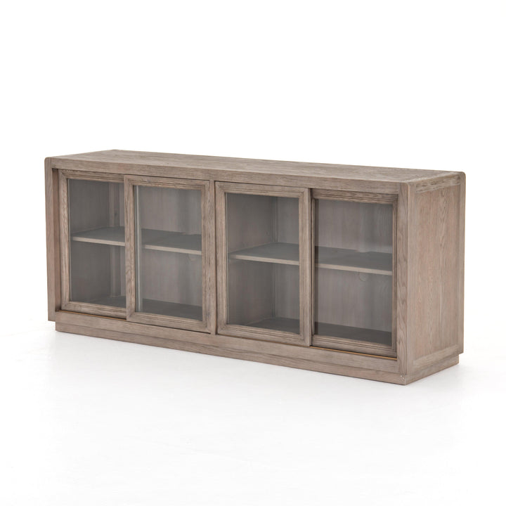 "Normand 79"" Media Sideboard 