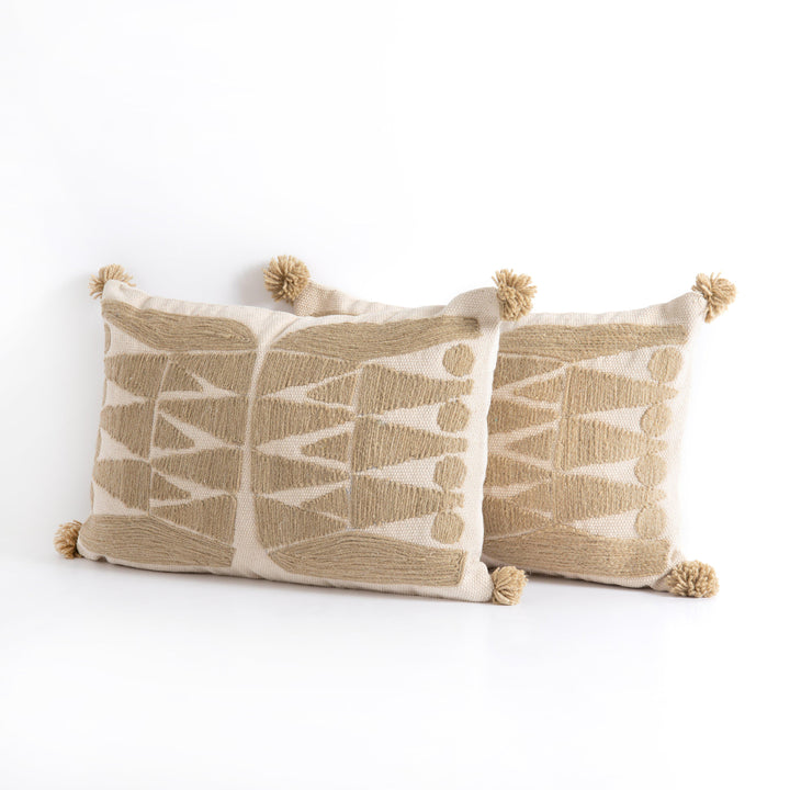 Sabino Throw Pillows - Set of 2 | Pillow | parker-gwen.