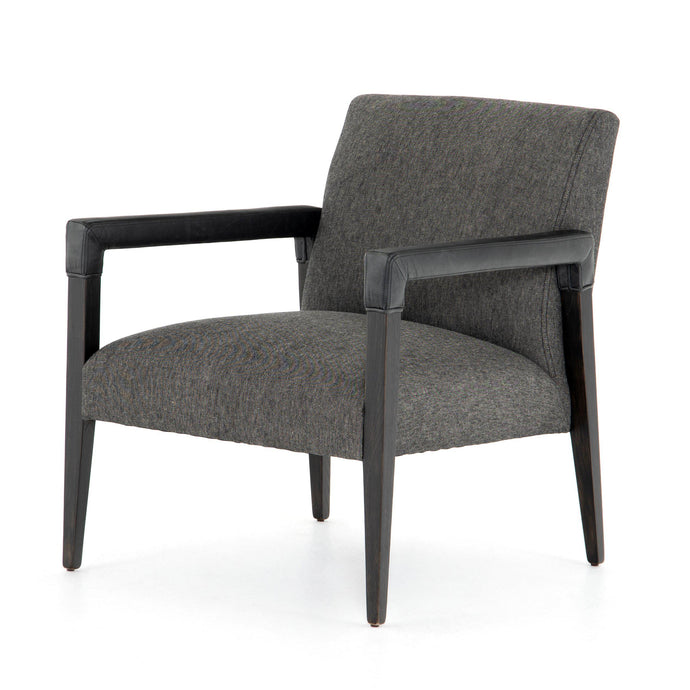 Reuben Accent Chair (Ives Black)