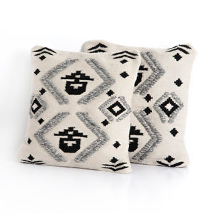 "Maria 20"" Outdoor Pillow - Set of 2"