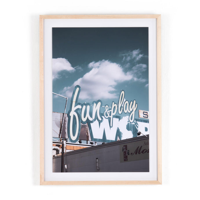 Fun & Play Photograph by Markus Bex - Art Studio Collection | Print | parker-gwen