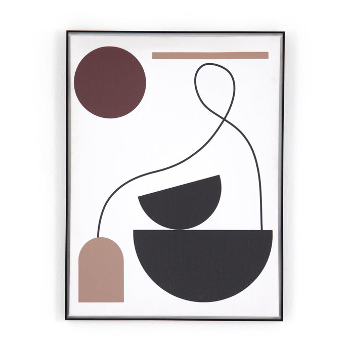 Nordic Geometric I by Teague Collection - Art Studio Collection | Print | parker-gwen