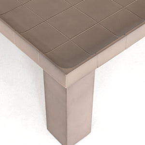 Rigby Outdoor Concrete Coffee Table