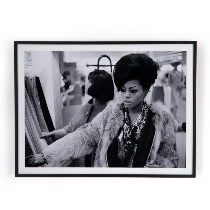 Diana Ross Framed Photograph - Getty Images | Print | parker-gwen.