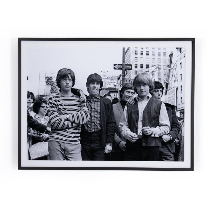 The Rolling Stones Framed Photograph - Getty Images | Print | parker-gwen.