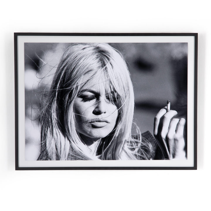 Brigitte Bardot Framed Photograph - Getty Images | Print | parker-gwen.