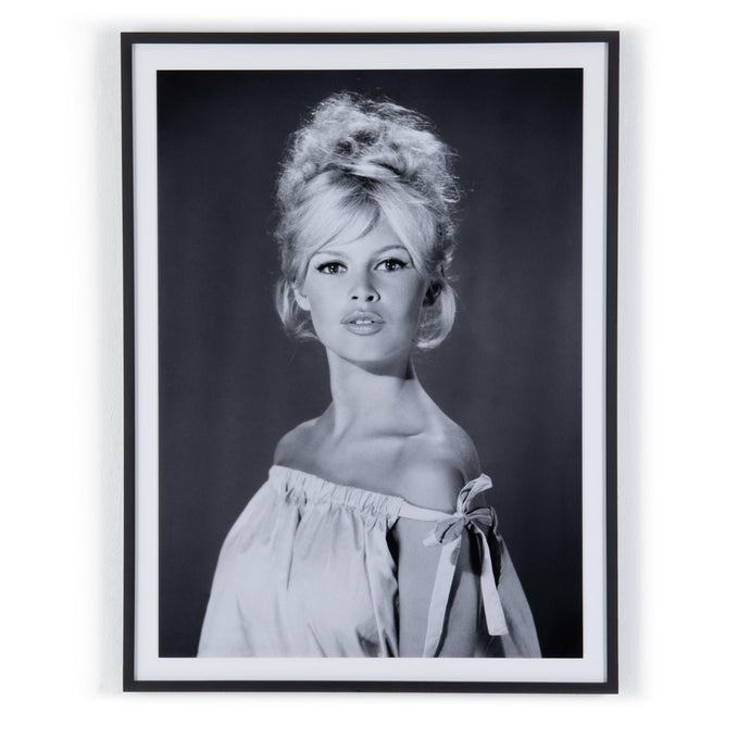 Pouting Brigitte Bardot Framed Photograph - Getty Images | Print | parker-gwen.