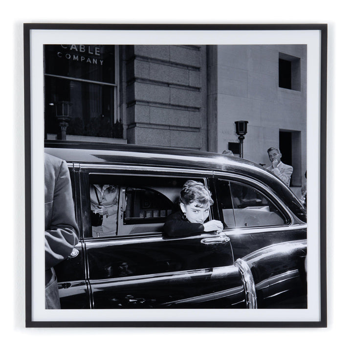 Audrey as Sabrina Framed Photograph - Getty Images | Print | parker-gwen.