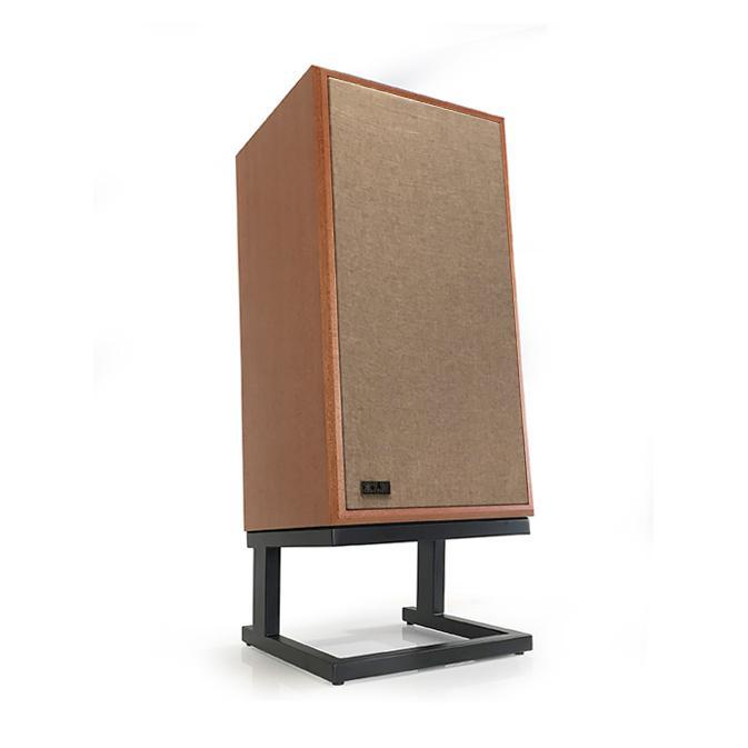 KLH Model Five Classic Floorstanding Speaker (West African Mahogany)
