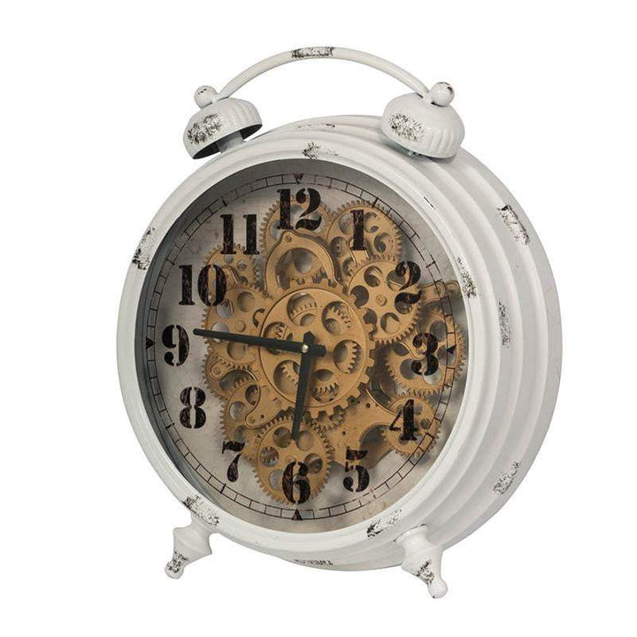 Classic Gears Table Clock - Parker Gwen