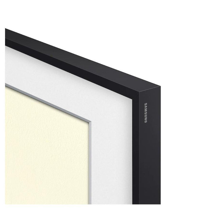 "Samsung 75"" The Frame Customizable Bezel - Black (2020) 