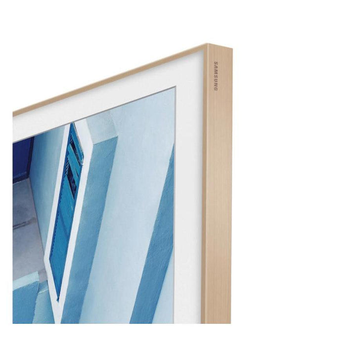 "Samsung 43"" The Frame Customizable Bezel - Beige (2020) 
