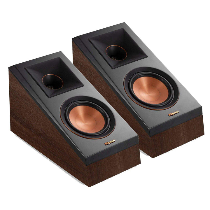 Klipsch Reference Premiere RP-500SA DOLBY ATMOS ELEVATION / SURROUND SPEAKER PAIR (Walnut)
