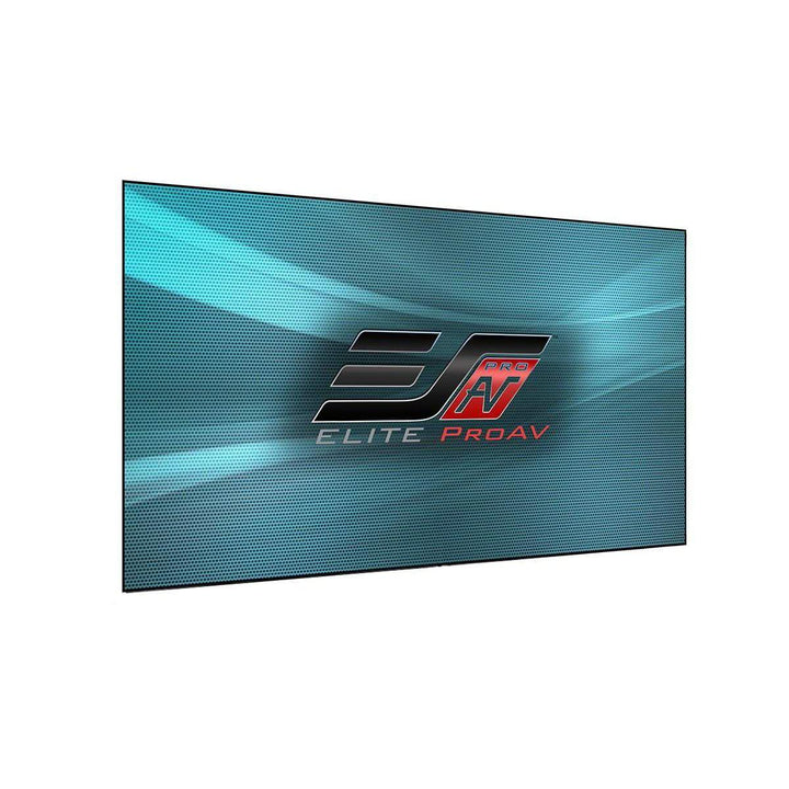 "Elite Pro Frame Thin CineGrey 5D® Fixed Frame Projector Screen (100""-200"" DIAGONAL AVAILABLE) - Parker Gwen"