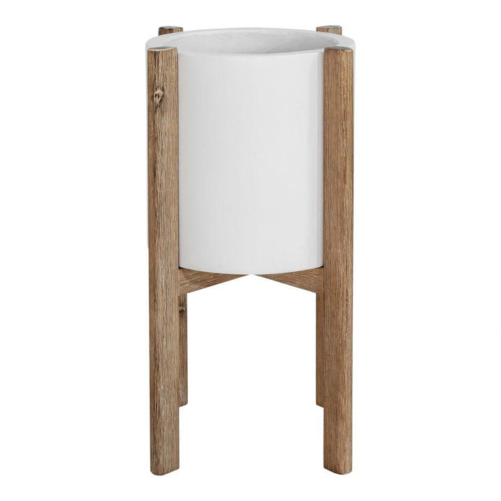 Everest Round Plant Stand | Pot & Planter | parker-gwen
