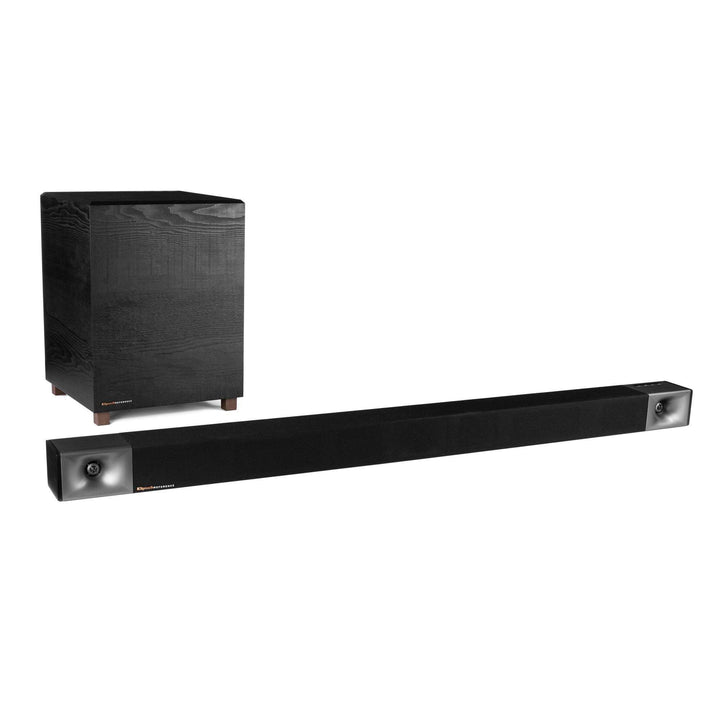 Klipsch BAR 48 SOUND BAR + WIRELESS SUBWOOFER - Parker Gwen