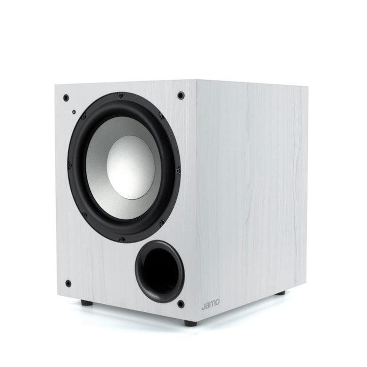 "Jamo Concert Series C 910 10"" Subwoofer (White Oak)"